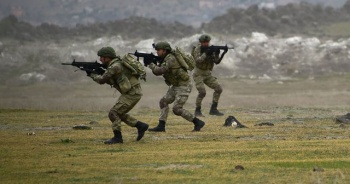 Taciz atışında bulunan 6 terörist öldürüldü!