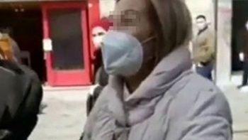 Taksim'de saldırıya uğrayan çarşaflı kızların babası konuştu