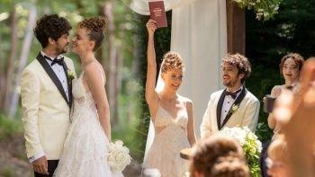 Taner Ölmez Ece Çeşmişoğlu'yla evlendi