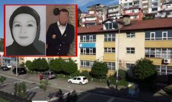 Trabzon'da okul bahçesinde korkunç olay!