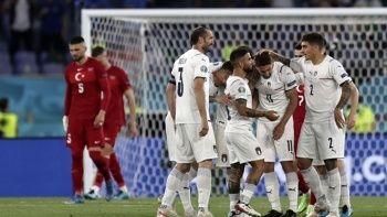A Milli Takım'dan EURO 2020'ye kötü başlangıç