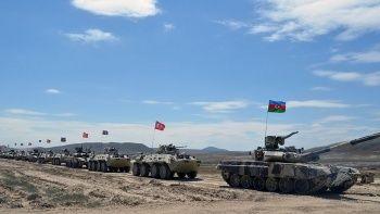Türkiye ve Azerbaycan'dan ortak askeri tatbikat