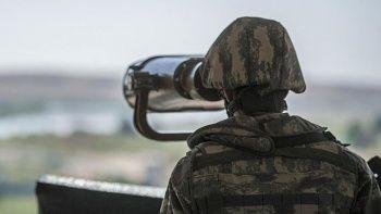Türkiye'ye sızmaya çalışan 1 PKK/YPG'li terörist yakalandı