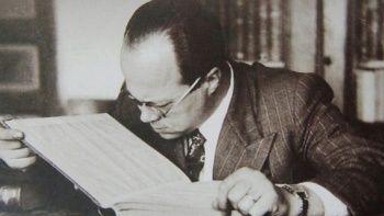Yazar Cemil Meriç vefatının 34. yılında anıldı