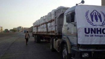 Yemen'deki Husiler, BM'yi bozuk gıda göndermekle suçladı