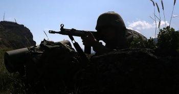 Yüksekova'da 3 PKK'lı terörist öldürüldü