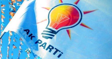 AK Parti Genel Başkan'dan önce ana bölgeden