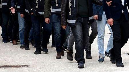Ankara'da FETÖ operasyonu: 11 gözaltı