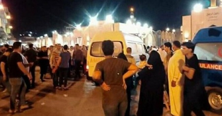 Bağdat'ta patlama! Ölü ve yaralılar var