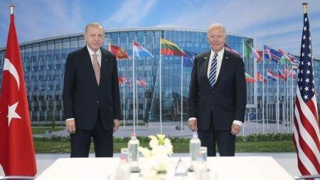 Biden, Erdoğan ile görüşme açıklaması: Pozitif ve verimli bir toplantı yaptık