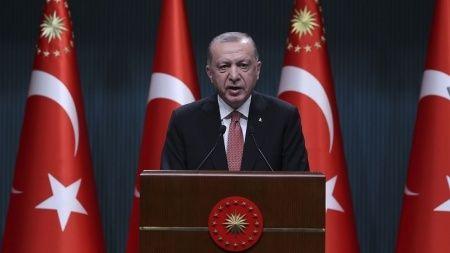Cumhurbaşkanı Erdoğan açıkladı: Yasak 1 Temmuz'da kalkıyor