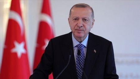 Cumhurbaşkanı Erdoğan'dan Millilere destek