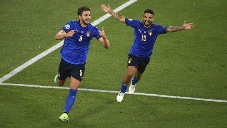 EURO 2020'de son 16'ya çıkan ilk takım İtalya