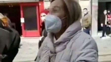 Görüntüler gündem olmuştu! Çarşaflı kızlara hakarete iddianame
