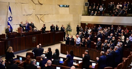 İlk kez Filistinleri temsil eden bir parti İsrail'de hükümete katılacak