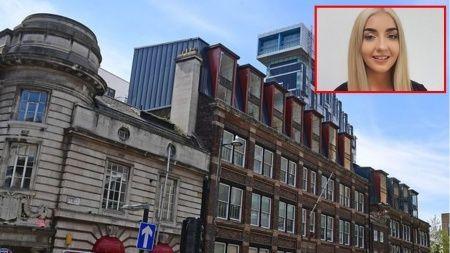 İngiltere'de açıklanamayan trajedi: 18 yaşındaki binadan düşerek öldü