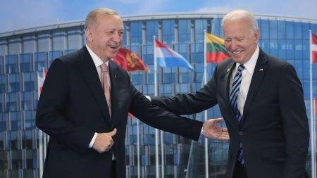 Joe Biden: Erdoğan'la toplantımızla ilgili iyi şeyler hissediyorum