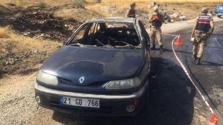 Ölümle biten araç yangınında dikkat çeken not