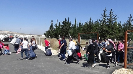 Suriyelilerin yüzde 65'i ülkesine dönmek istiyor
