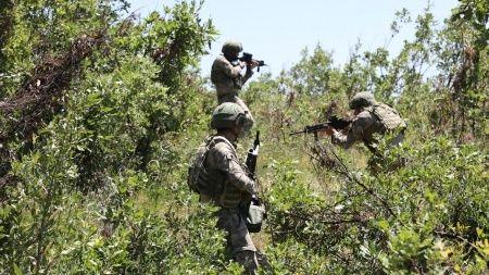 Teröristlere Pençe darbesi: 3 PKK'lı sistem