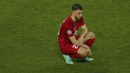 Türkiye grubun ikinci maçında Galler'e 2-0 mağlup oldu