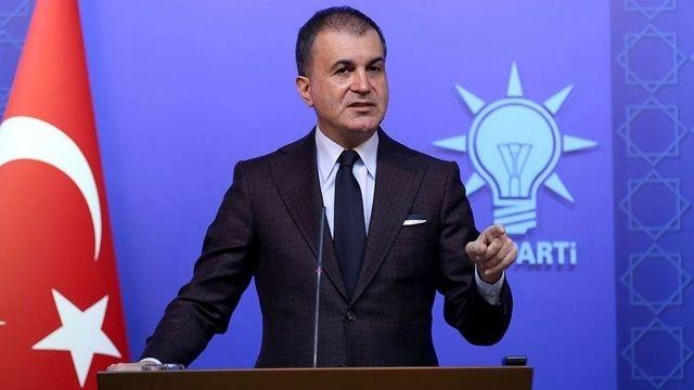 AK Parti'den BMGK'nın Maraş açıklamasına sert tepki