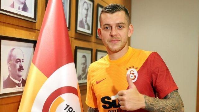 Alexandru Cicaldau resmen Galatasaray'da!