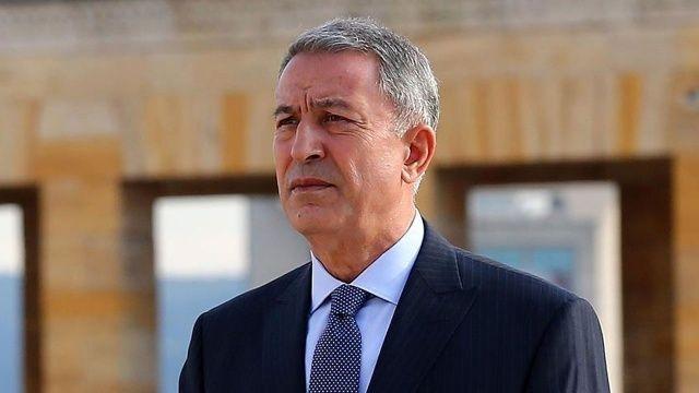 Bakan Akar'dan Kabil havalimanı mesajı: Kesin karar yok