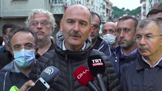 İçişleri Bakanı Süleyman Soylu duyurdu: Ödemeler başladı