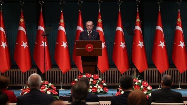 Cumhurbaşkanı Erdoğan'dan bayram tatili açıklaması: 9 gün olacak