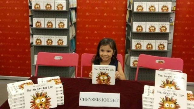 Dünya rekoru yenilenecek! 3 yaşında yazar oldu