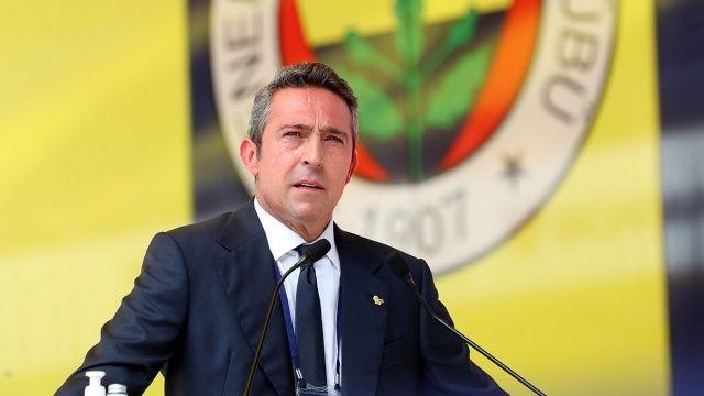"""Fenerbahçe Başkanı Ali Koç: """"3-4 transfer yapacağız"""""""