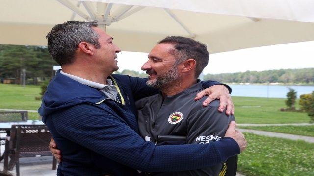 Fenerbahçe Başkanı Ali Koç, Topuk Yaylası'nda