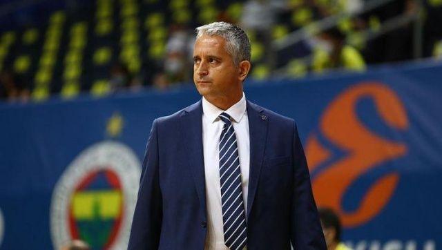 Fenerbahçe Beko'da Igor Kokoskov'la yollar ayrıldı