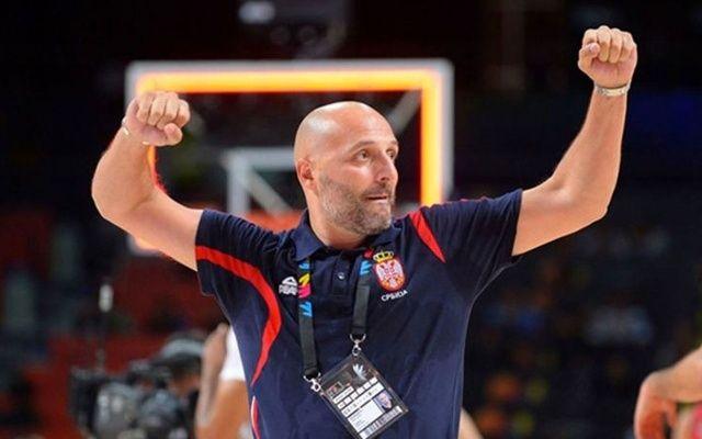 Fenerbahçe Beko'nun yeni başantrenörü Aleksandar Dordevic