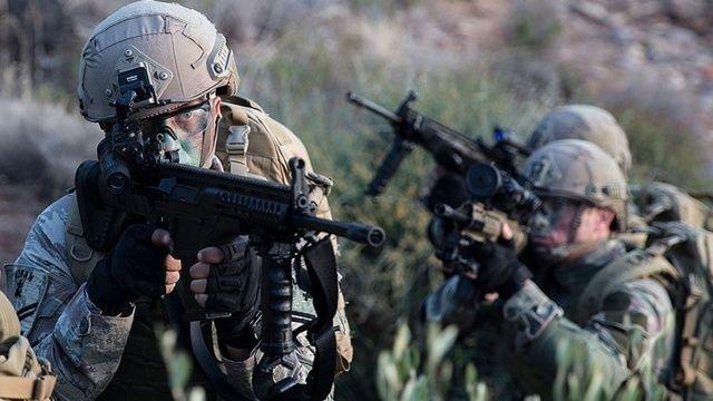 Şehitlerimizin kanı yerde kalmadı!  3 PKK'lı terörist daha öldürüldü