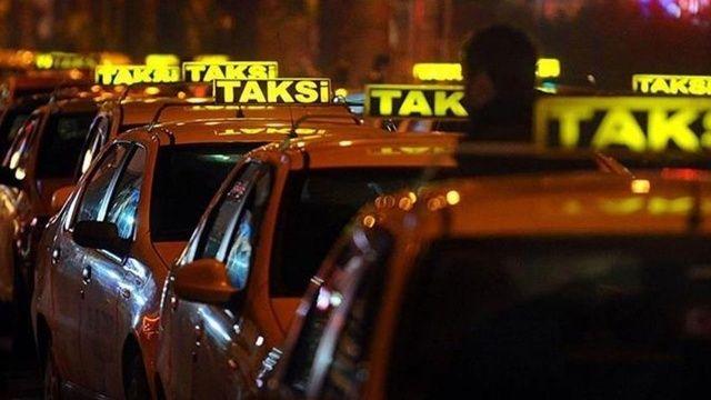 İBB, 150 taksinin ruhsatını iptal etti