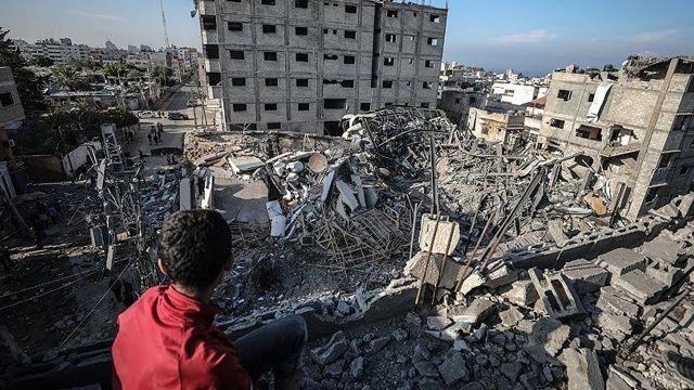 İşgalci İsrail'in Gazze yalanı ortaya çıktı: Sivilleri hedef aldılar!