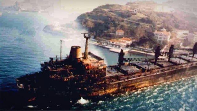 İstanbul Boğazını riske atan gemi kazaları