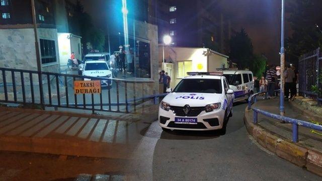 İstanbul'da hastane önünde silahlı saldırı: 3 yaralı