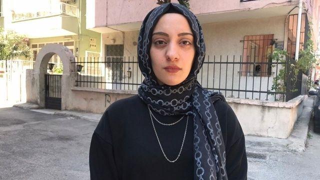 İzmir'de başörtülü kıza sözlü ve fiziki saldırı