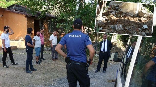 Kan donduran fidye cinayeti: Parayı alamayınca öldürüp bahçeye gömdüler