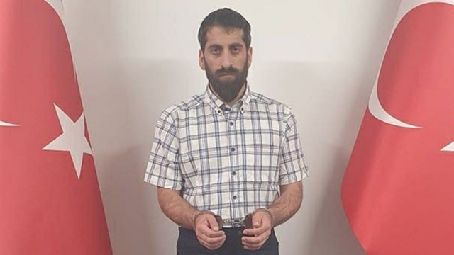 Kırmızı bültenle aranan PKK'lı terörist Türkiye'ye getirildi