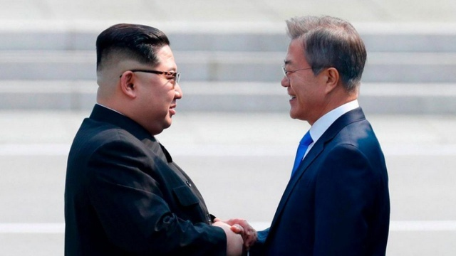 Kuzey Kore ile Güney Kore 1 yıl sonra yeniden iletişime geçiyor