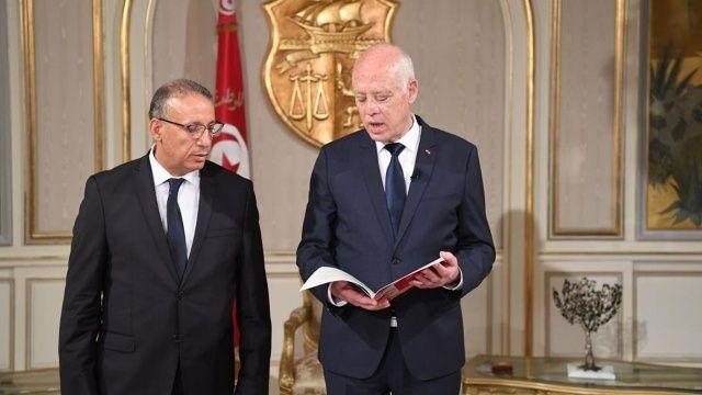 Meclisi fesheden Tunus Devlet Başkanı yeni içişleri bakanı atadı