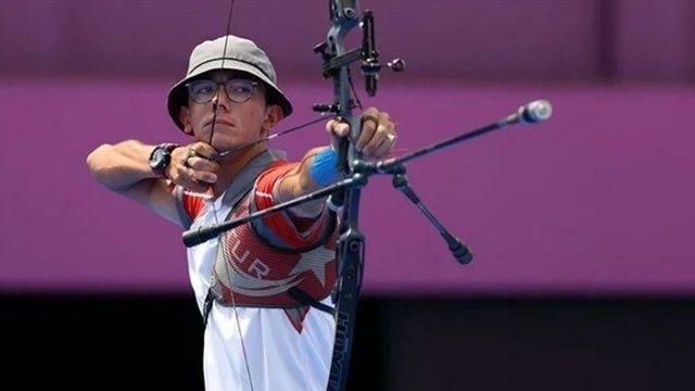 Mete Gazoz Tokyo Olimpiyatları'nda yarı finalde