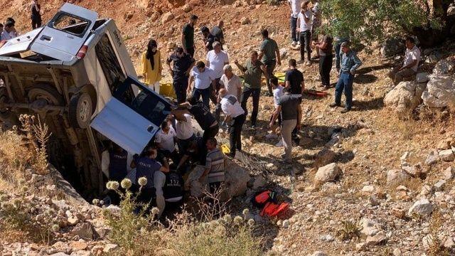 Nemrut Dağı'ndan ziyaret dönüşü facia: 2 ölü, 5 yaralı