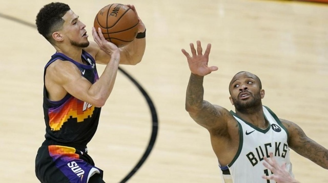 Phoenix Suns NBA final serisinde durumu 2-0 yaptı