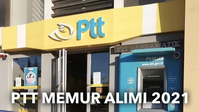 PTT memur alımı 2021: PTT memur alımı şartları nelerdir?