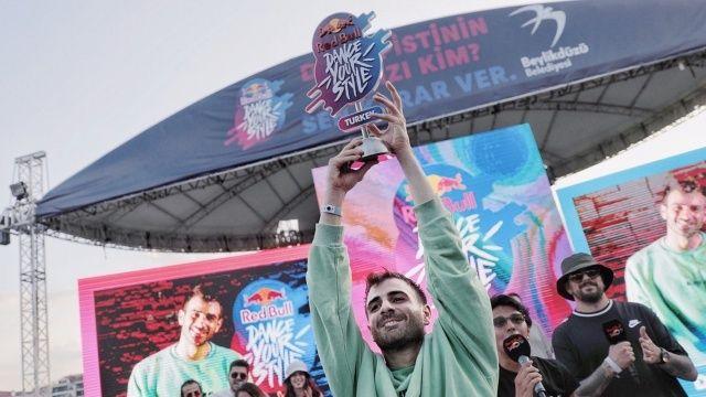 Red Bull Dance Your Style'da kazanan Akay Üstünel oldu